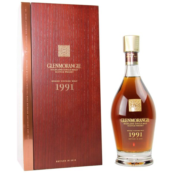 Glenmorangie Grand Vintage 1991