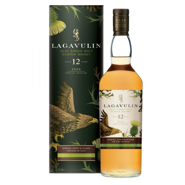 Lagavulin 12 Years Special Releases 2020 Cask Strength