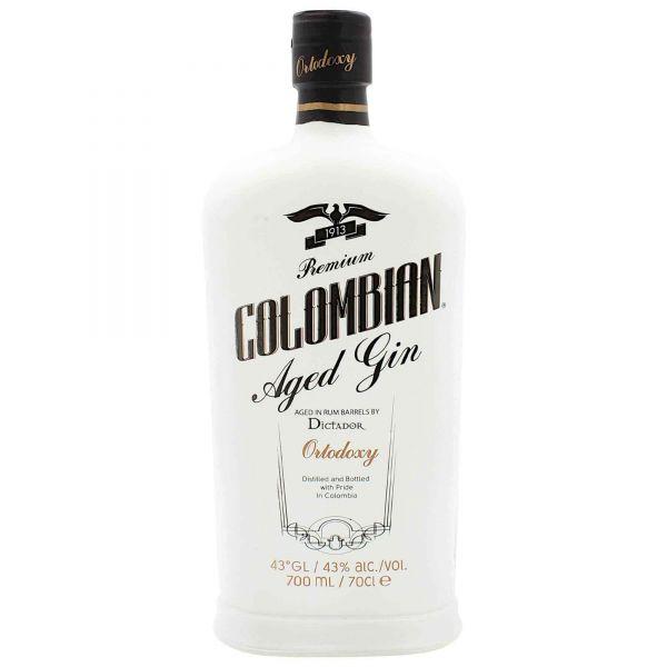 "Dictador Premium Colombian Gin ""Ortodoxy"""
