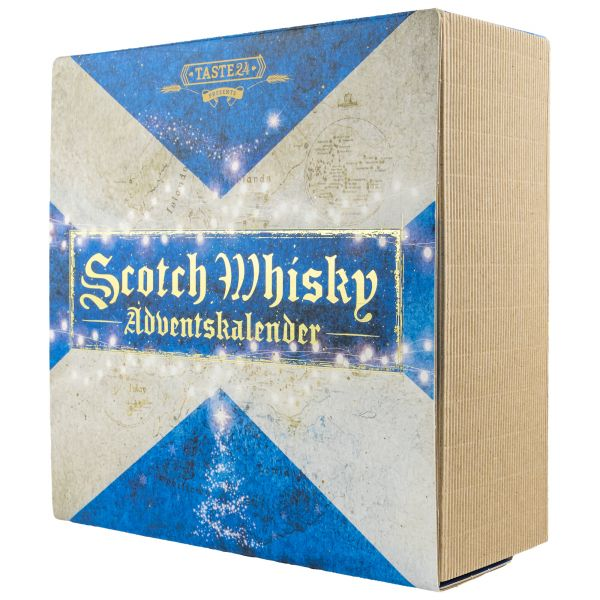 Scotch-Whisky Adventskalender