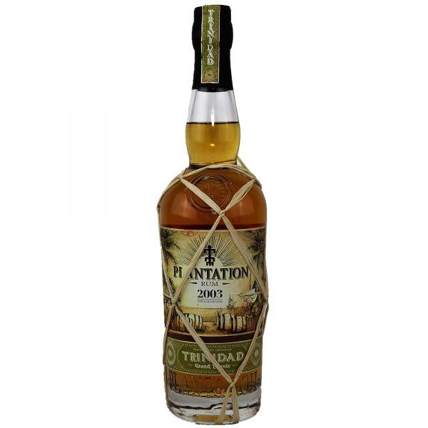 Plantation Rum 2003 Trinidad Vintage Edition Old Reserve