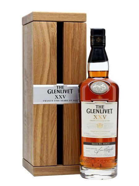 Glenlivet XXV 25 Years