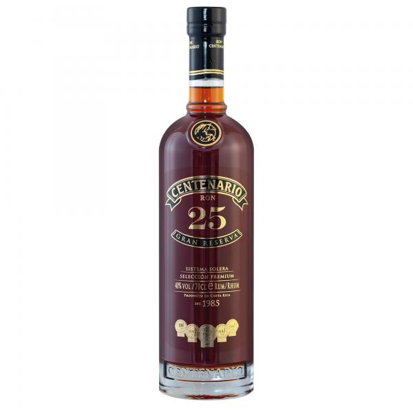 Centenario Rum 25 Gran Reserva