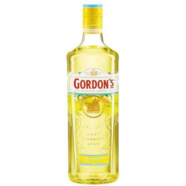 Gordon`s Sicilian Lemon Gin
