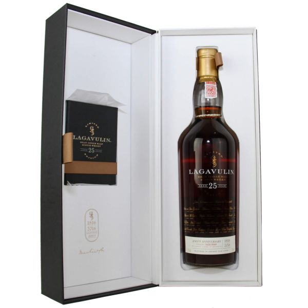 Lagavulin 25 Years