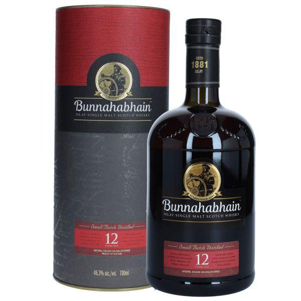 Bunnahabhain 12 Years Old Islay Single Malt