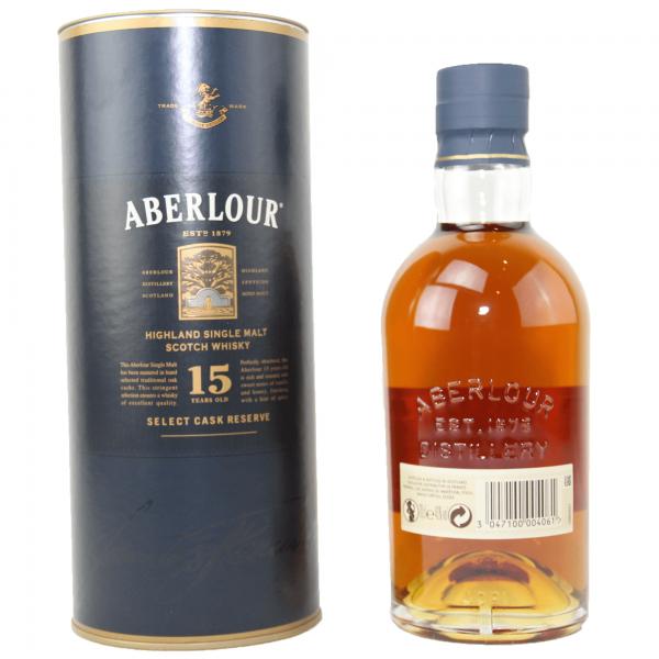 Aberlour 15 Years