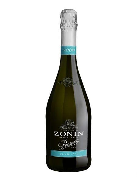 Prosecco Zonin Cuvée 1821 Spumante D.O.C. Brut