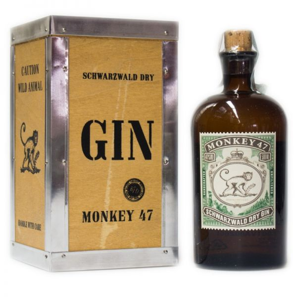 Monkey 47 Distiller's Cut 2015