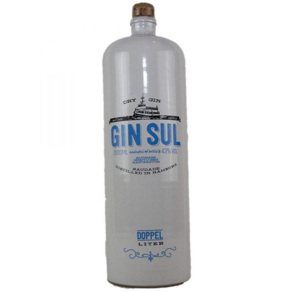Gin Sul Dry Gin Doppelliter
