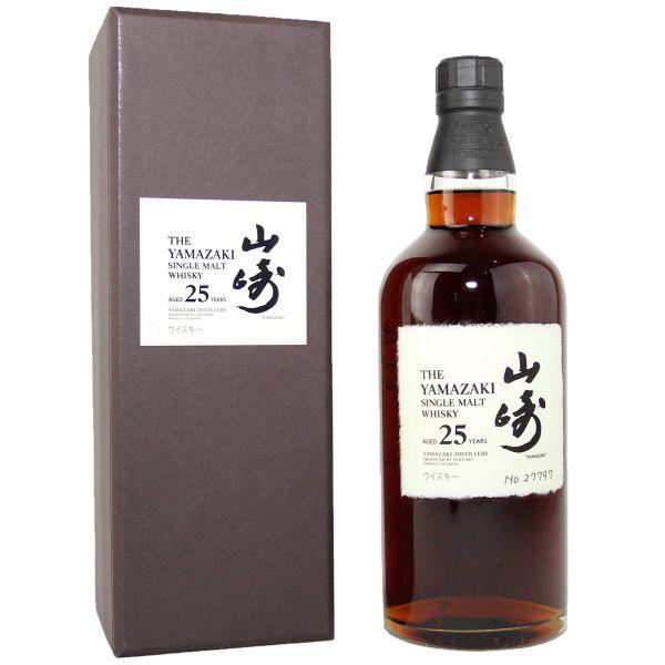 Suntory Yamazaki Whisky 25 Years