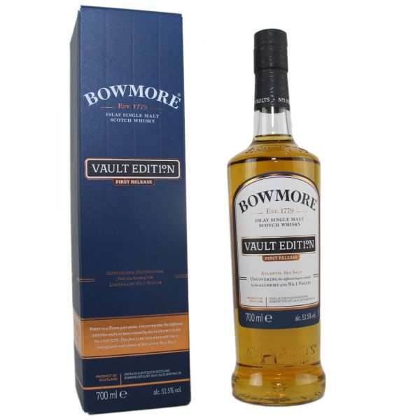 Bowmore Vault Single Scotch