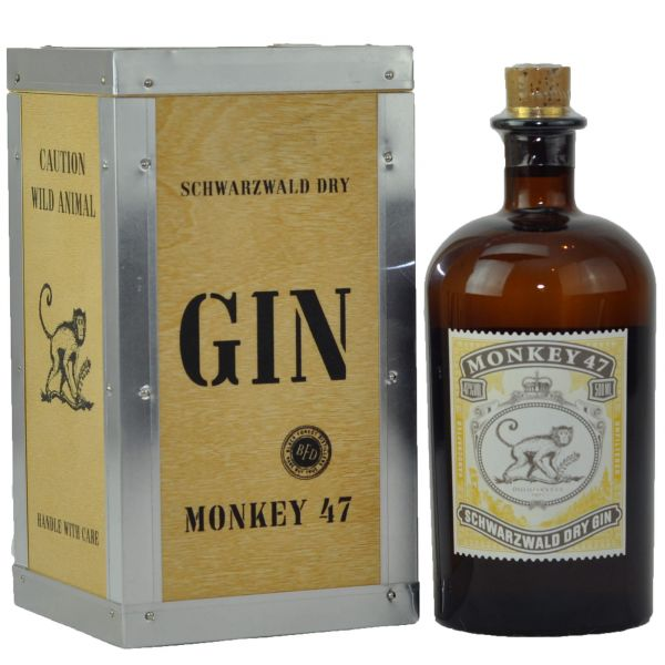 Monkey 47 Distiller's Cut 2017