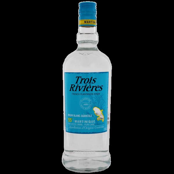 Trois Rivières Rhum Blanc