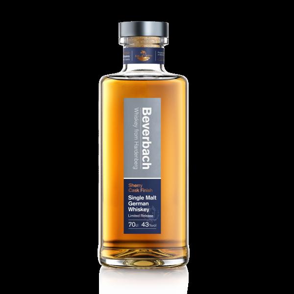Beverbach Single Malt German Whiskey Sherry Cask Finish