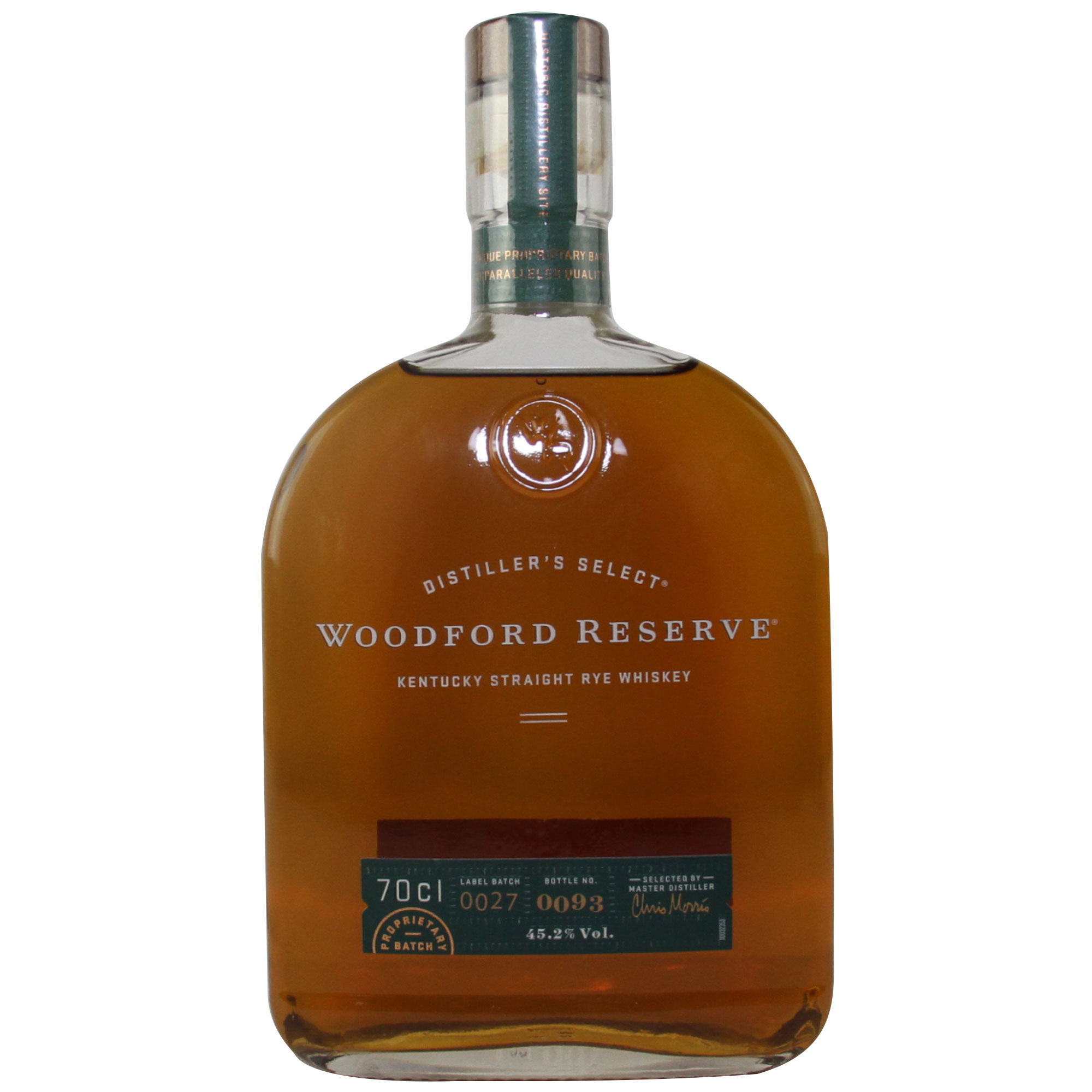 woodford reserve kentucky straight rye whiskey 45 2. Black Bedroom Furniture Sets. Home Design Ideas