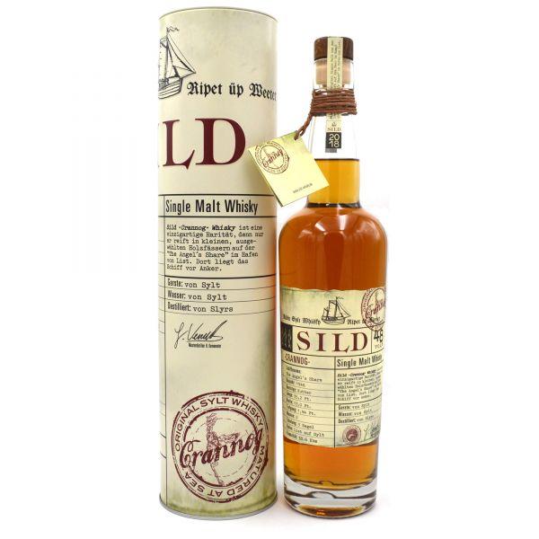SILD Crannog Single Malt Whisky 2020