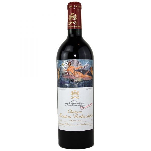 Chateau Mouton Rothschild 2010 1er Grand Cru Classe Paulliac AOC