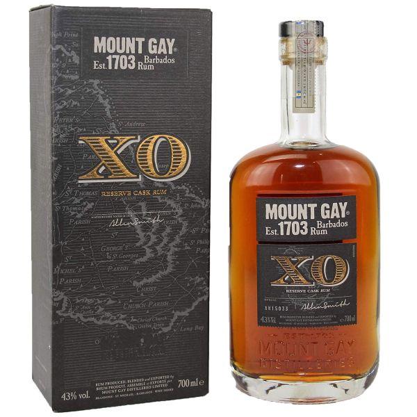 Mount Gay Rum XO Reserve Cask Rum