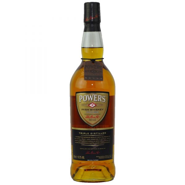 Powers Gold Label Triple Destilled Irish Whiskey