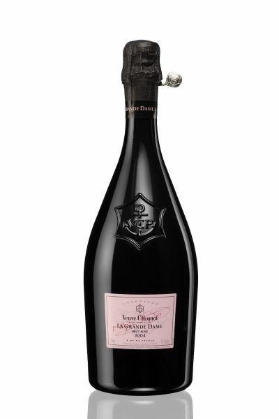 Veuve Clicquot Brut La Grande Dame Rosé Jg. 2004