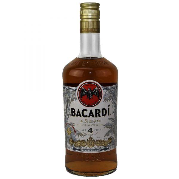 Bacardi Anejo 4