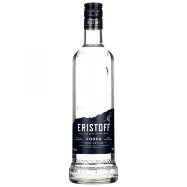 Eristoff Triple Distilled Vodka