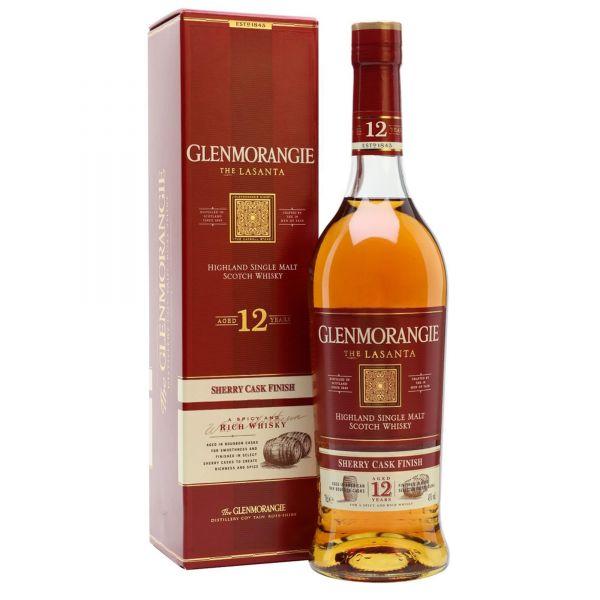 Glenmorangie 12 Jahre The Lasanta Sherry Cask Finish