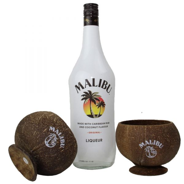 Malibu + 2 Malibu Coconut Cups
