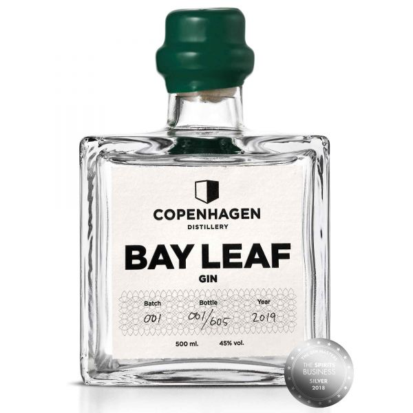 Copenhagen Distillery Bay Leaf Gin