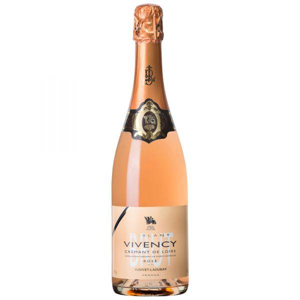 Vivency Cremant de Loire Rosé