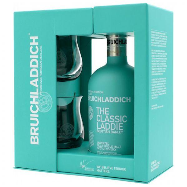 "Bruichladdich ""The Classic Lady"" Scottish Barley Unpeated"