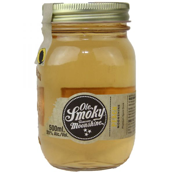 Ole Smoky Peach Tennessee Moonshine