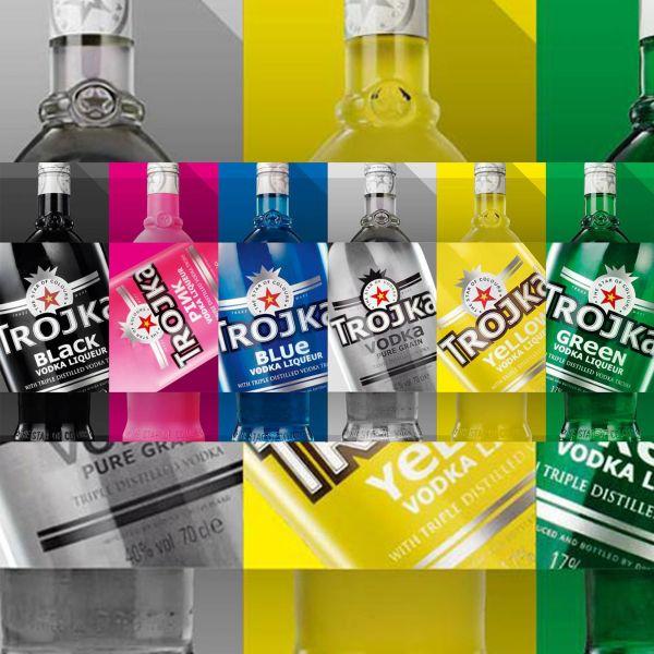 Trojka Vodka Party Mix