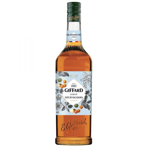 Giffard Macadamia Sirup