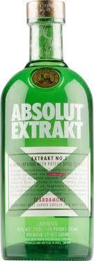 Absolut Vodka Extrakt