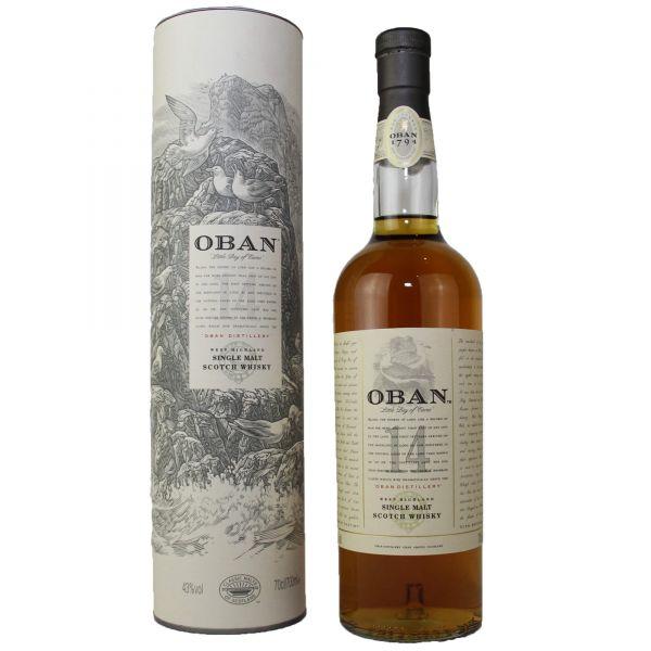 Oban Malt 14 Years