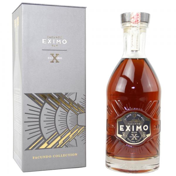 Facundo Eximo Rum 10Y