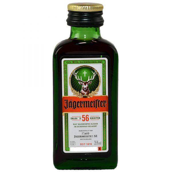 Jägermeister Kräuterlikör 24 x