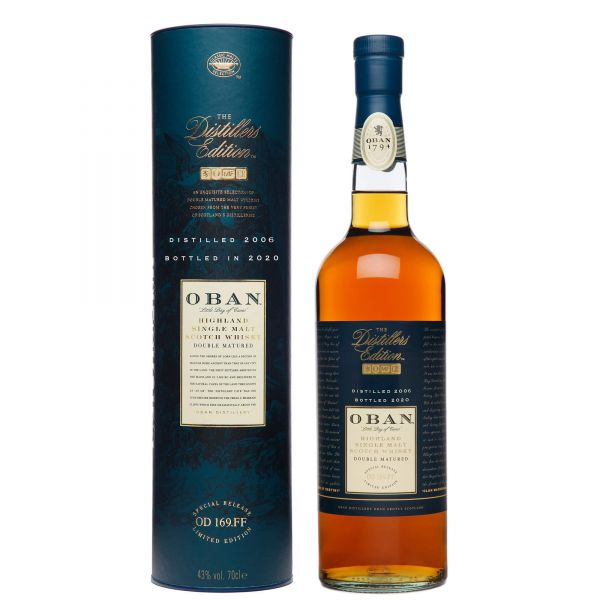 Oban Distilled 2006 Bottled 2020 Distillers Edition