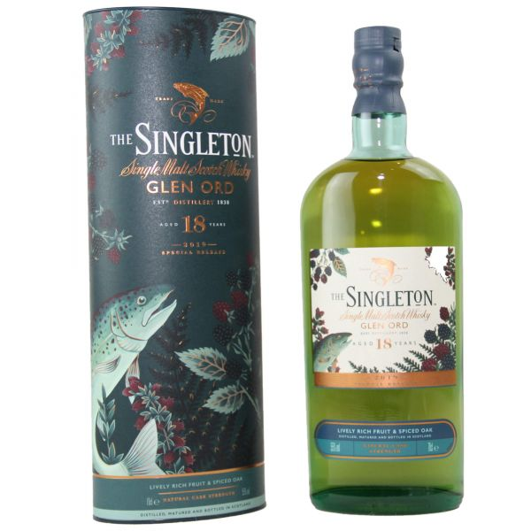 The Singleton of Glen Ord 18Y Special Releases 2019