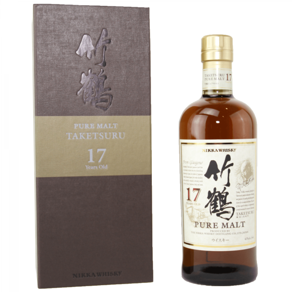 Nikka Taketsuru Pur Malt 17 Years