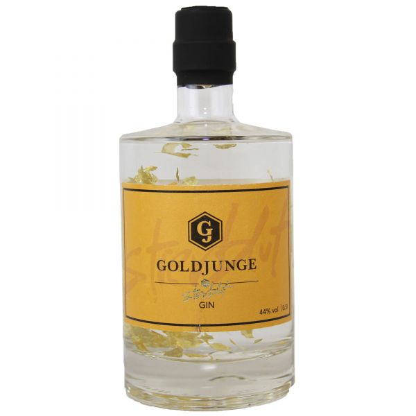 Goldjunge Stierblut dry Gin