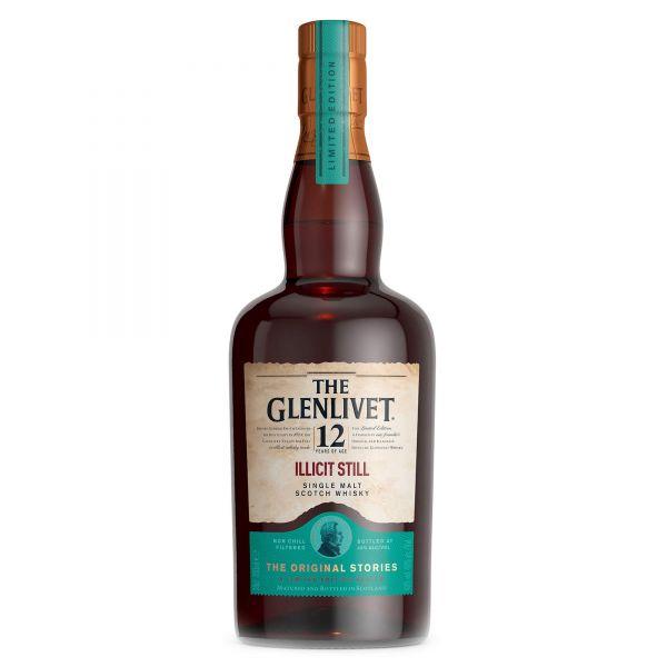 The Glenlivet 12y Ilicit Still 48%