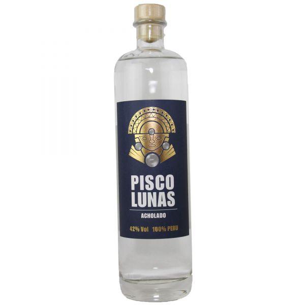 Pisco Lunas Premium Acholado