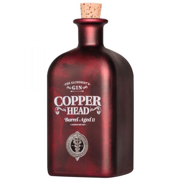 Copperhead Barrel Aged Gin II