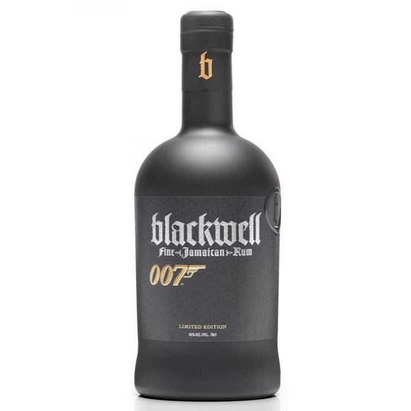 """Blackwell 007 Jamaica Rum """"Limited Edition"""""""