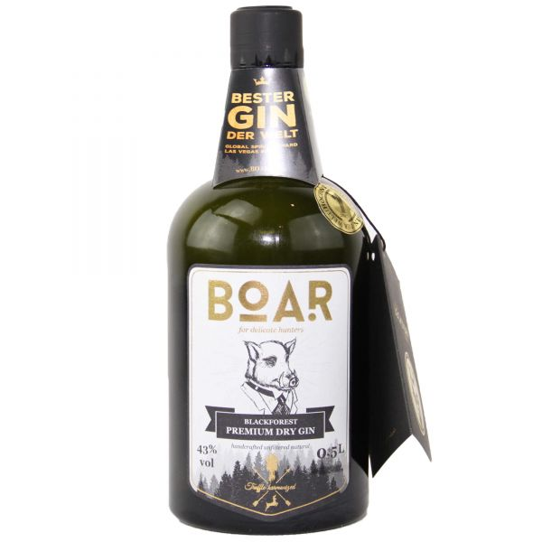 Boar Black Forest Premium Dry Gin