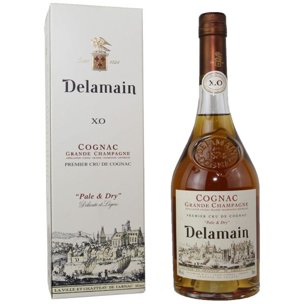 Delamain Pale Dry X.O. Cognac