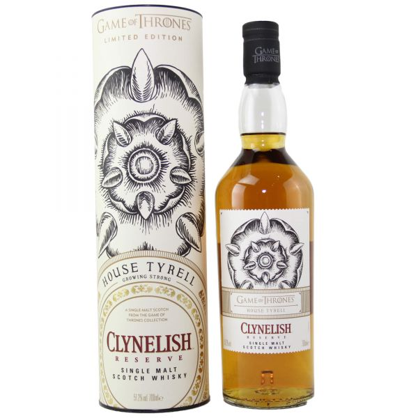 Clynelish Reserve Haus Tyrell - Game of Thrones Single Malts